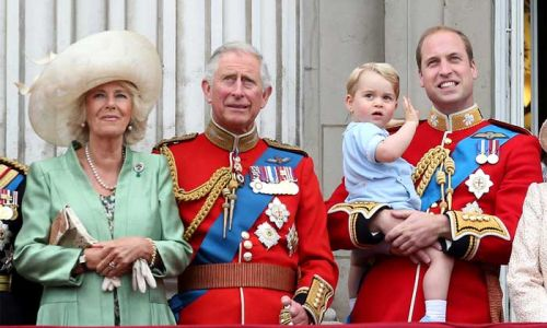 Prince Charles hints at exciting future plans with grandson Prince George