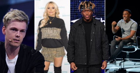 KSI and Saffron Barker urge fans to stay inside as YouTube stars band together during coronavirus crisis