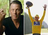 Lance Armstrong bought dinner for entire table of people after they screamed 'f*** you' at him