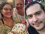 Texas mother gives birth to a baby boy in same hospital where her husband died of COVID-19