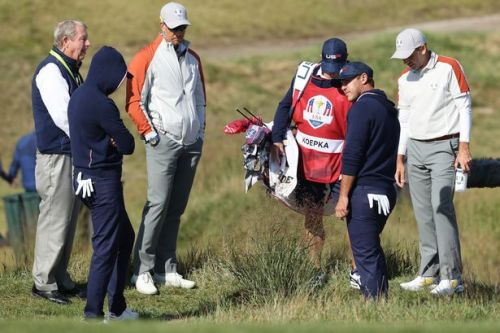 Brooks Koepka's X-rated blast at Ryder Cup officials after denied request