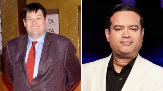 The Chase's Mark Labbett reveals Paul Sinha has started to play piano amid Parkinson's battle: 'It's a good sign'