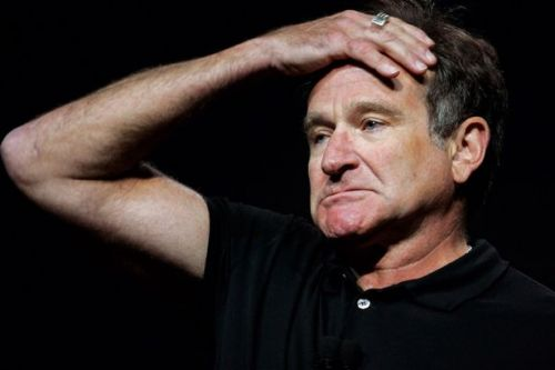 Robin Williams' distressing first symptoms mistaken for old shoulder injury