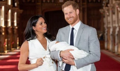 Archie Harrison gets 'special' tribute from Prince Harry in interview with Oprah Winfrey
