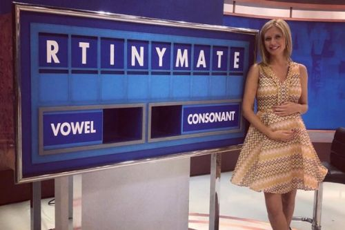Rachel Riley and Pasha Kovalev 'over the moon' to announce pregnancy