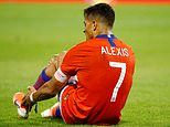 Chile manager confirms Alexis Sanchez could miss THREE MONTHS with an ankle injury