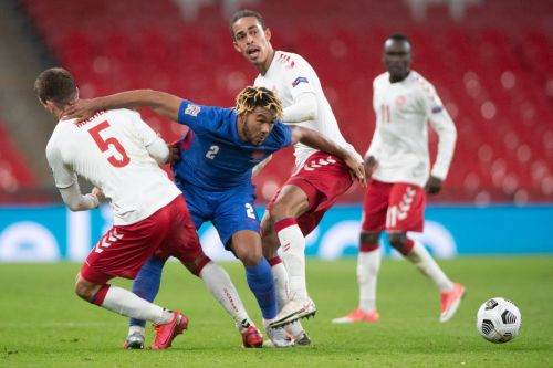 Reece James explains England red card after Man of the Match performance