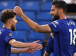 Chelsea 1-0 Norwich: Giroud header sends Blues four points clear in third
