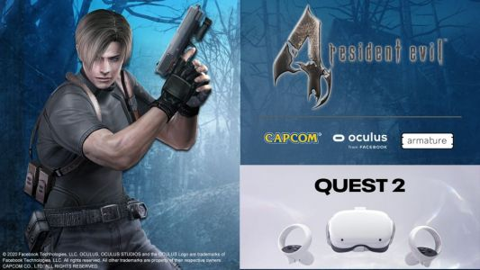 Resident Evil 4 VR resurrects the classic game for Oculus Quest 2