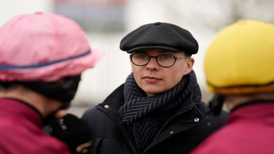 Joseph O'Brien: Global Equity will prove tough to beat at Fairyhouse on Saturday
