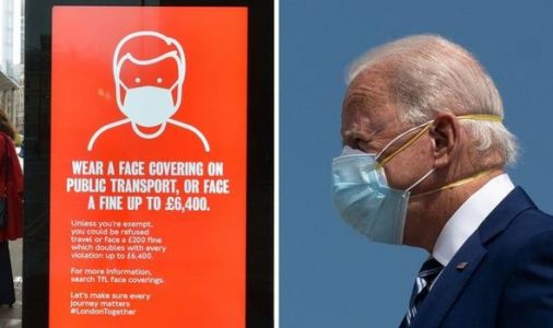 What is double masking? Growing US safety trend being considered in UK