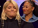 'Ya b*****d!' Holly Willoughby mimics Mel B with foul-mouthed impression