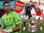 Emiliano Martinez threatens to QUIT Arsenal warning Mikel Arteta: 'I need to have more games'