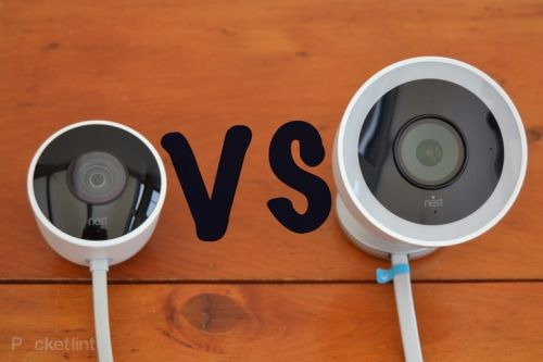 Nest Cam Outdoor vs Nest Cam IQ Outdoor: What's the difference?