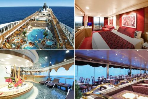 Inside luxury cruise ships used to accommodate fans at 2022 World Cup in Qatar