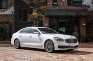 A drive in the Kia K900 - Korea's answer to the S-Class