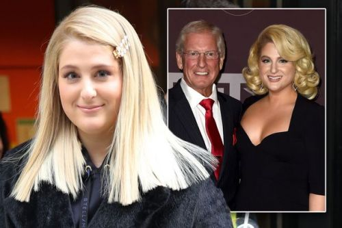 The Voice coach Meghan Trainor's dad 'struck by car in apparent hit and run'