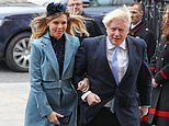 SEBASTIAN SHAKESPEARE: Boris Johnson's camping holiday sounds a right Carrie on
