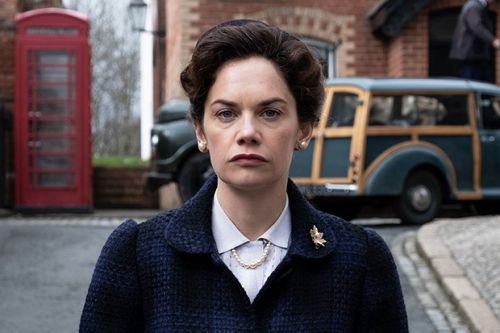 "Mrs Wilson star Ruth Wilson on her grandad - the bigamist MI6 agent: ""I wish I could have him round for dinner"""