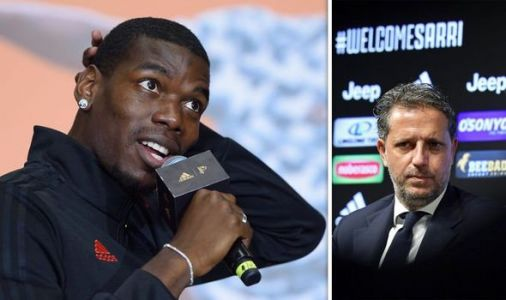 Juventus chief talks up Paul Pogba transfer with 14-word statement on Man Utd ace
