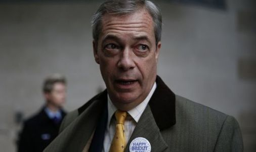 Nigel Farage SHOULD be honoured for 'services to EU exit' - 'He's the man of the Century!'