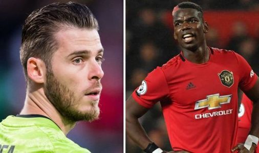 Man Utd boss Solskjaer drops De Gea and Pogba injury updates ahead of Liverpool showdown