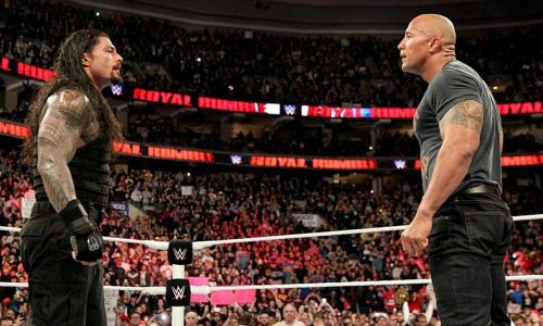 The Rock teases epic WWE return for Roman Reigns dream match at WrestleMania