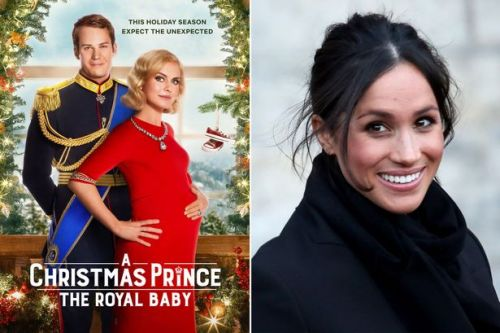 Fans spot multiple Meghan Markle references in A Christmas Prince: The Royal Baby