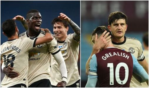 Man Utd breathing down Chelsea and Leicester's necks as Jack Grealish fluffs his lines