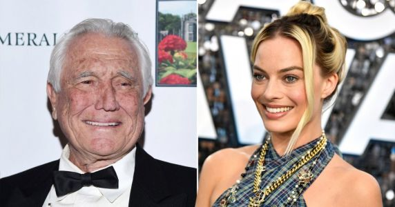 Bond star George Lazenby gives seal of approval for 'ballsy' Margot Robbie to be next 007