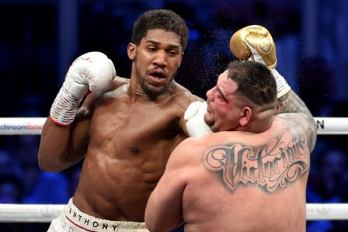 Anthony Joshua lifts lid on mystery 'health issue' in first Andy Ruiz Jr fight