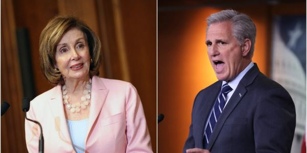 Pelosi scoffed at House GOP leader McCarthy floating GOP-only investigation into Jan. 6: 'Perhaps you mistake me for somebody who would care about that'