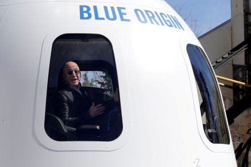 Will Jeff Bezos be an astronaut when he travels into space on a Blue Origin flight? It's complicated, because experts say there's still a debate about where space begins