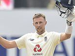 Brilliant Joe Root keeps England's hopes alive in second Sri Lanka Test
