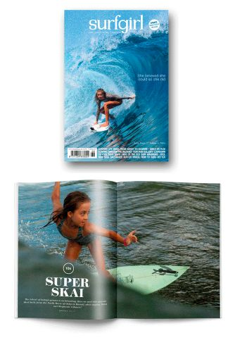 Surfing Life Issue Our Latest SurfGirl Out Soon