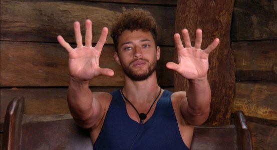 I'm A Celebrity's Myles Stephenson used Femfresh in the jungle instead of showering - because it was just too cold