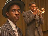 Chadwick Boseman pictured in final role as Netflix releases images from Ma Rainey's Black Bottom
