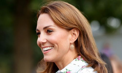 Kate Middleton's fan-favourite floral dress is back in stock at ASOS - but hurry
