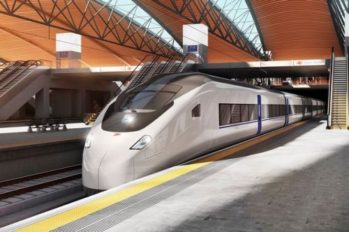 MPs' fury as controversial HS2 project as costs nearly double to £100bn