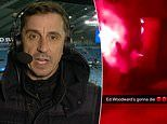Gary Neville slams Man United fans for attacking Ed Woodward's house but warns frustration will grow