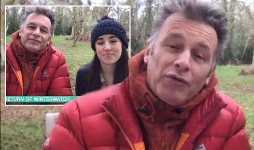 Chris Packham details how lockdown helped 'connection' with step-daughter Megan McCubbin