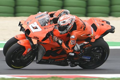 Lecuona 'pissed off' to be benched at MotoGP test for rookies