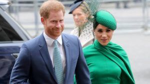 Harry and Meghan respond to Trump's refusal to pay for their security