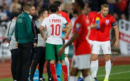 Gareth Southgate: 'England made a bigger statement on racism than any team has ever has done in international football'