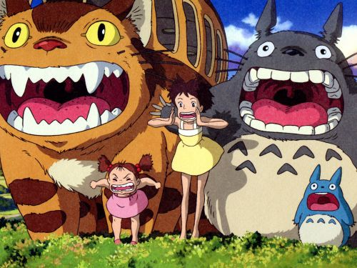 Most of Studio Ghibli's back catalogue is coming to Netflix
