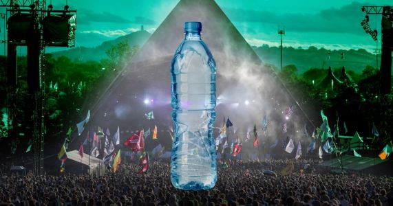 Are plastic bottles allowed at Glastonbury - what are the plastic rules?