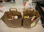 First food parcels arrive at doorsteps of vulnerable people