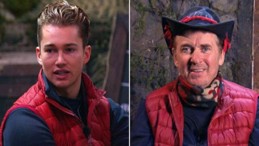 I'm A Celebrity 2020: AJ Pritchard's makes dig at Shane Richie 'missing the bucket'
