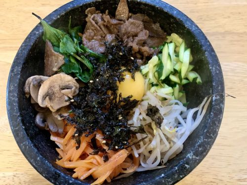 Go for Sizzling Dolsot Bibimbap in a Fulham Shopping Palace This Weekend