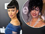 Christian Serratos cast as iconic singer Selena in Netflix's Serena: The Series